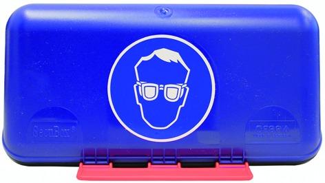 Box à lunettes