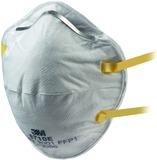 Masques antipoussières (fine) 3M 8710 CLASSIC / FFP1
