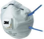 Masques antipoussières (fine) 3M 8822 CLASSIC / FFP2