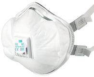 Mascherine per polveri sottili 3M 8825 PREMIUM / FFP 2