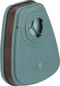 Cartucce filtranti 3M 6055 / A2 per maschere di protezione della respirazione