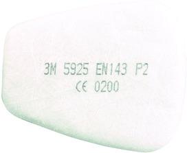 Filtri 3M 5925 / P2 per maschere di protezione della respirazione