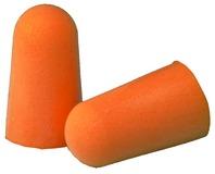 Bouchons de protection de l'ouïe à jeter 3M 1100
