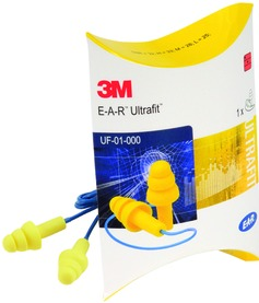 Tampons de protection 3M EAR ULTRAFIT