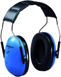 Cuffia per protezione orecchie 3M PELTOR H4A