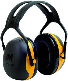 Cuffia per protezione orecchie 3M PELTOR X2A