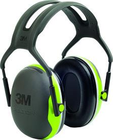 Casque de protection auditive 3M PELTOR X4A