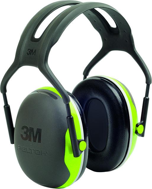 Gehörschützer 3M PELTOR X4A