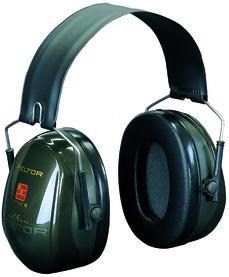 Cuffia per protezione orecchie 3M PELTOR OPTIME II-F