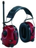 Casques de protection auditif avec radio 3M PELTOR ALERT M2RX7