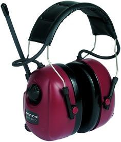 Cuffia per protezione orecchie con radio 3M PELTOR HRXS7A-01