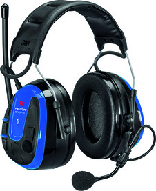 Casques de protection auditive 3M PELTOR WS ALERT XPI Headset