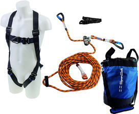Kit di sicurezza per lavori verticali SPANSET