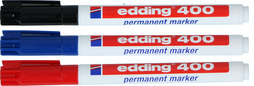 Filzschreiber Permanent Marker EDDING 400