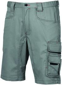 Shorts de travail U-POWER Party stone grey