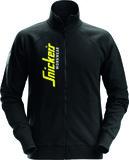 Sweatshirt con cerniere lampo SNICKERS 2816