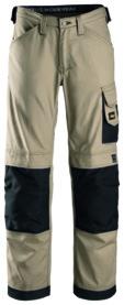 Pantaloni di artigiano SNICKERS Canvas+ 3314