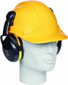Coquilles anti-bruit de casque SECURE 2C