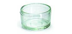 Glas für Rechaud- / Teelichtkerzen