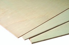 Panneaux de bois contreplaqué