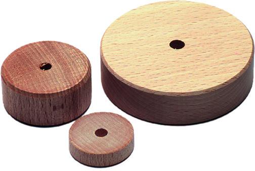 Ruote in legno