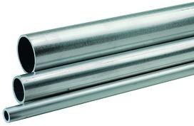 Profili tondi in alluminio
