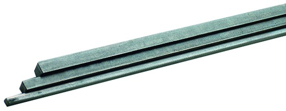 Profili quadrati in acciaio