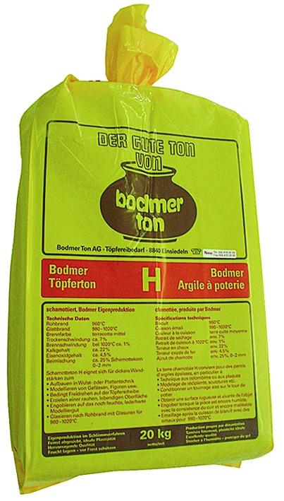 Argilla per modellare BODMER H