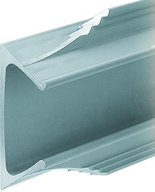 Profili per maniglie altezza 57 mm