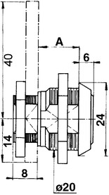 Cylindre de fermeture ROHNER