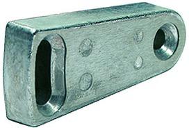 Sicurezze antiestrazione per bacchette per chiusure centrali