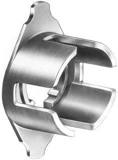 Bussole Combi per serrature a spagnoletta per porte tagliafuoco