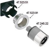 Adapter WKS - P5000 zu TERZA- und STELOC-Schlösser