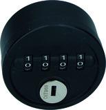 Serratura a combinazione Dial Lock 61 Freecode