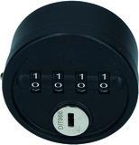 Serratura a combinazione Dial Lock 60 Fixcode