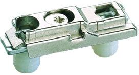 Basette di montaggio lineari HETTICH Intermat