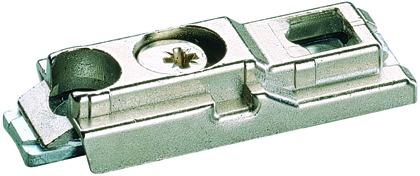 Linear-Montageplatten HETTICH Intermat