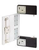 Kit di ferramenta ASFMS per fronte colonna verticale e fronte installazione elettrica EI30
