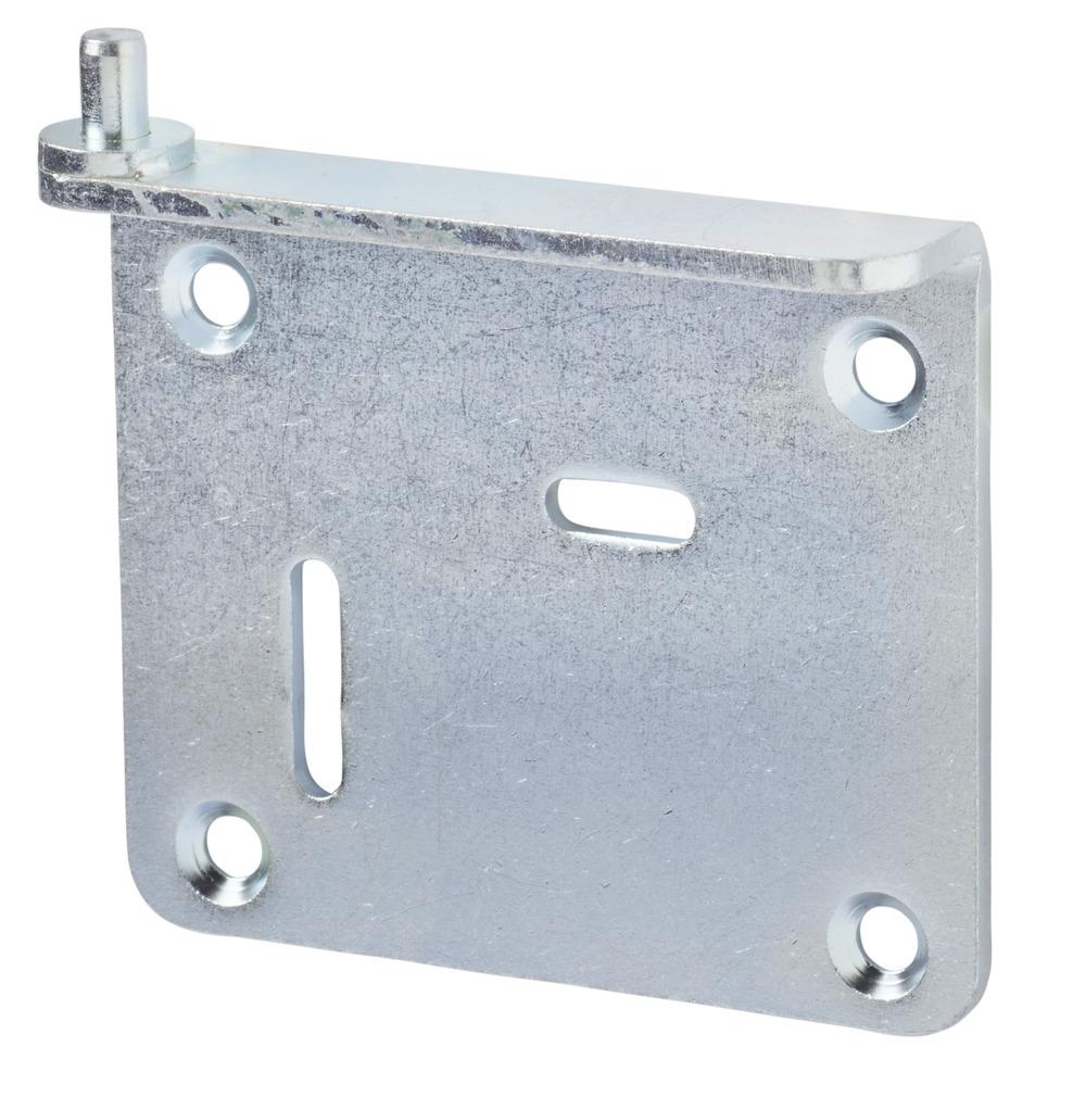 Jeu de ferrements VSSM pour façades électriques et de colonne technique EI30