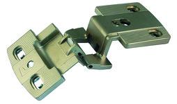 Einachs-Dünntürtopfbänder PRÄMETA SERIE 3000 Flachband, Türauflage 3.5 mm, Eckband