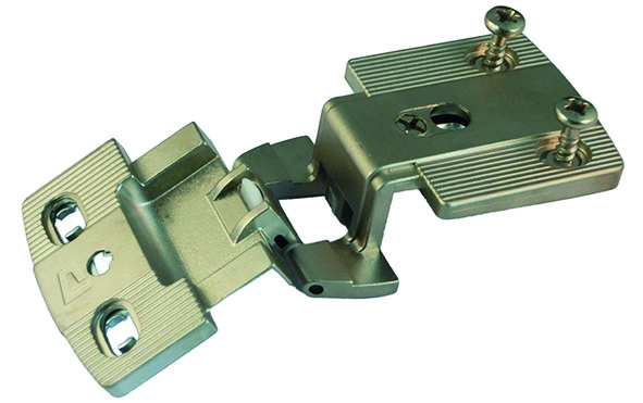 Einachs-Dünntürtopfbänder PRÄMETA SERIE 3000 Flachband, Türauflage 13 mm, Eckband, Rolle bündig