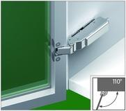 Cerniere per alluminio GRASS TIOMOS 110 AL, cerniere laterali, centrali e interne