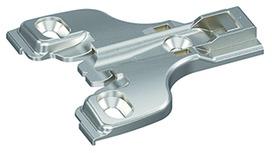 Face-Frame-placche di montaggio HETTICH System 8000 d'avvitare