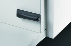 Push-to-open Lock, da avvitare HETTICH