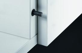 Push-to-open Magnet zum Einbohren