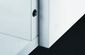 Push-to-open Lock, à percer