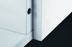 Push-to-open Lock, da forare