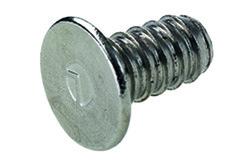 Controplacca HETTICH per Push-to-open calamite, mont. a pressione