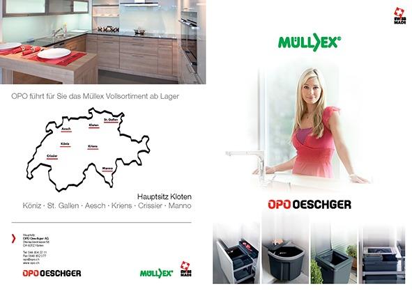 MÜLLEX, allemand 2012