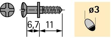 Perno di giunzione DU 328
